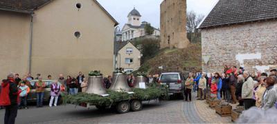 Foto zur Meldung: Die Glocken sind da