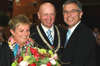 Vorschaubild zur Meldung: Verpflichtung Bürgermeister Dieter Steinbrenner