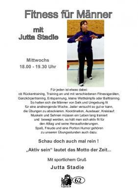 Vorschaubild zur Meldung: TSV Selk Sportangebot: Fitness für Männer