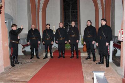 Foto zur Meldung: Don Kosaken wieder in Wenings