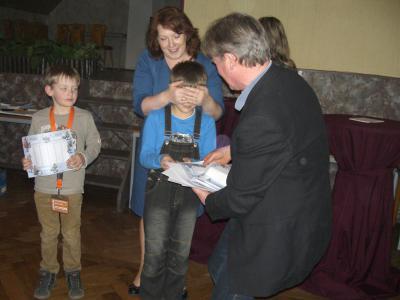 Foto zur Meldung: 15. Kinderhörsaal mit Anja Heinrich