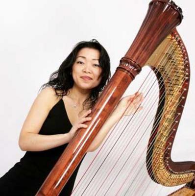 Foto zur Meldung: Klassisches Frühlingskonzert mit Harfe 05.04.2014 im Alten Schloss Baruth
