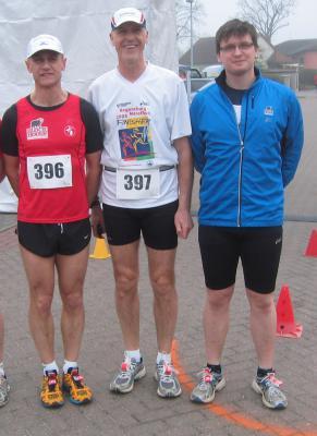 Foto zur Meldung: SC Laage bei Landesmeisterschaften im Marathon in Meisterlaune