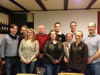 Foto zur Meldung: Engagierte Vereinsmitglieder retten den FSV