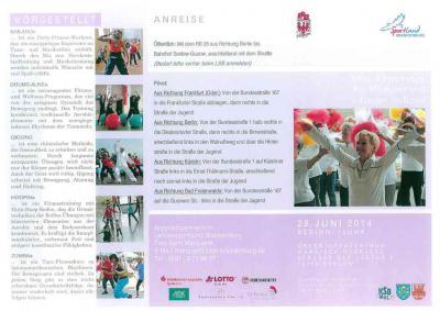 """Bild der Meldung: Landesweiter """"Aktionstag für Mädchen und Frauen im Sport"""""""