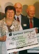Foto zur Meldung: Der Tassilo-Tröscher-Preis von der Agrarsozialen Gesellschaft e. V.