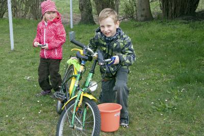 Foto zu Meldung: Am Samstag, dem 04.05.2014 wird angeradelt und die Nordic-Walking-Saison eröffnet!