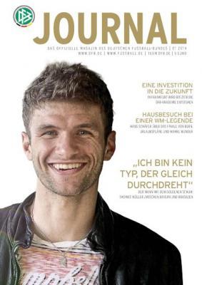 Foto zur Meldung: DFB-Journal 01/ 2014