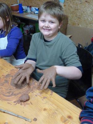 Foto zur Meldung: Ich mische mit - Ein Projekt der Klasse 4