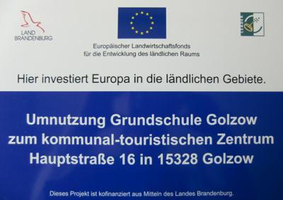 Foto zu Meldung: Einschränkungen möglich durch Umbau zum Kommunal-touristischen Zentrum
