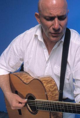 Foto zur Meldung: Gitarrenkonzert im Oberlaubenstall