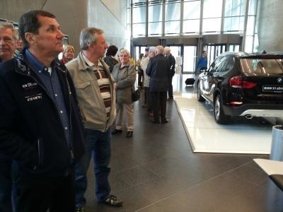 Bei BMW in die Produktion geguckt