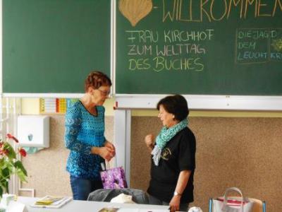 Foto zu Meldung: Welttag des Buches