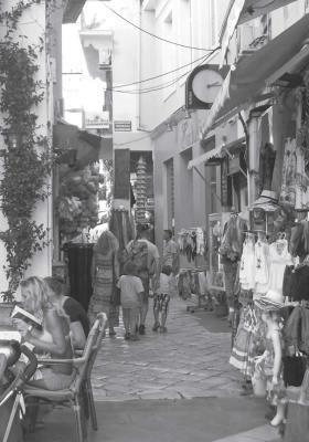 Foto zur Meldung: Englisch fürs Handgepäck auf der Mittelmeerinsel Korfu!