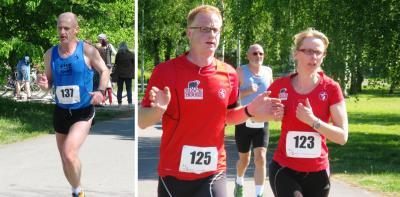 Foto zur Meldung: Landesmeisterschaften im Halbmarathon in Neubrandenburg
