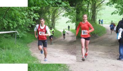 Foto zur Meldung: 12.EURAWASSER Waldlauf