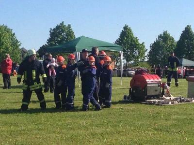 Foto zu Meldung: Feuerwehramtspokal Märkische Schweiz