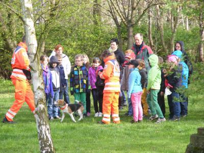 Foto zur Meldung: Schulsicherheitstag in Golzow