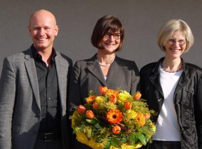 Foto zur Meldung: Amtseinsetzung von Ulrike Kemmer