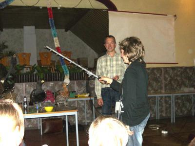 Foto zur Meldung: 16. Kinderhörsaal mit Herrn Thielemann