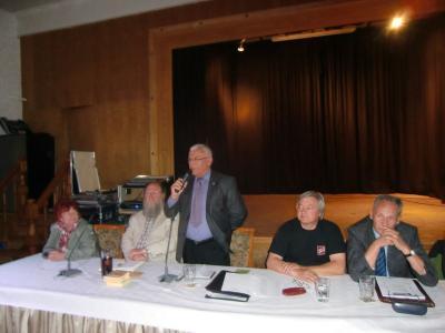 Foto zu Meldung: Kommunalwahl 2014: Rehfelder Kandidaten stellten sich vor