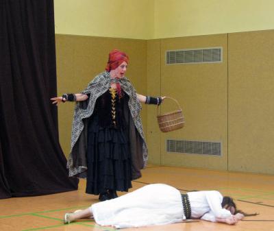 Vorschaubild zur Meldung: Englisches Theater