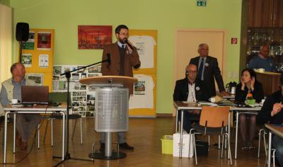 Foto zu Meldung: Tourismus Workshop in Rehfelde - Gemeinsam auf Europa zugehen