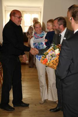 Foto zur Meldung: Spendenvergabe der Mittelbrandenburgischen Sparkasse