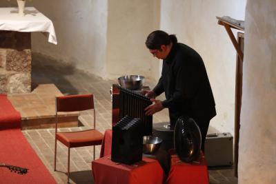 Foto zur Meldung: Neues Leben in der Feldsteinkirche Ruhlsdorf