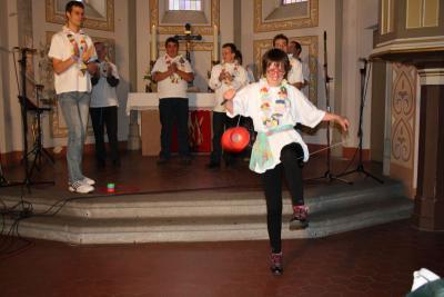 Foto zur Meldung: 14. Integrationsfest: Ein Höhepunkt für Menschen mit und ohne Behinderung