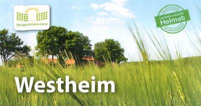 Foto zur Meldung: Tag der Landwirtschaft in Westheim