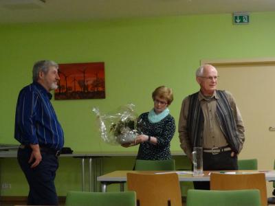 Dr. Otfried Schröck, Ruth Gehrke, Martin Texky (v.l.)