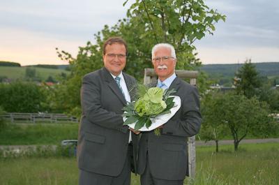 Vorschaubild zur Meldung: Neuer Bürgermeister der Verbandsgemeinde Kell am See