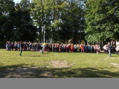 Foto zu Meldung: Lustiges Sportfest