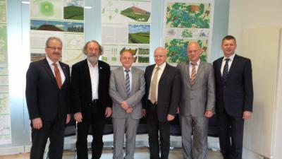 Foto zur Meldung: IBA Fürst-Pückler-Land GmbH beendet Arbeit nach 14 erfolgreichen Jahren