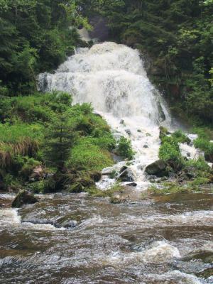 Foto zur Meldung: Thusfest am Wasserfall, Pfingstsonntag, 8. Juni  2014