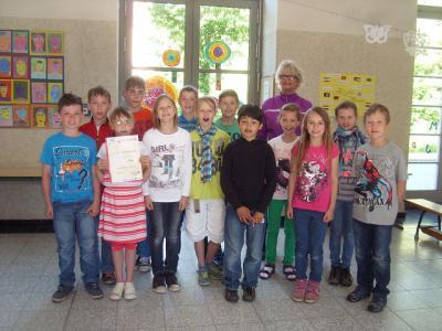 Foto zur Meldung: Grundschulpokal 2014