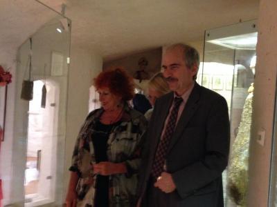 Foto zu Meldung: Kulturstaatssekretär zum Arbeitsbesuch in Meyenburg und Kuwalk