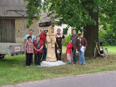 Foto zur Meldung: Auf den Spuren der Mönche von Dobrilugk