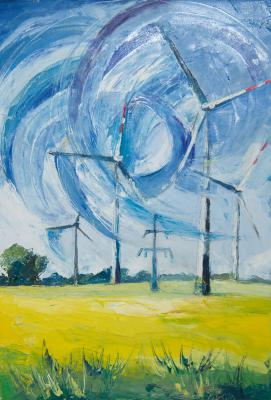 Foto zu Meldung: Informationsveranstaltung zum Bebauungsplan Windeignungsgebiet 26