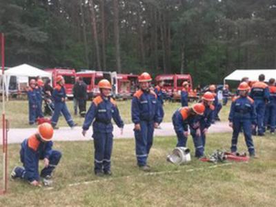 Foto zu Meldung: Platz 1 für Zinndorfer Mädchenmannschaft