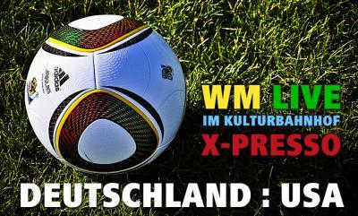 Foto zur Meldung: WM-LIVEÜBERTRAGUNG IM JUGENDCAFÉ X-PRESSO