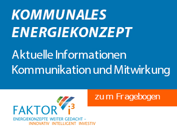 Foto zu Meldung: Beteiligung der Öffentlichkeit - Kommunales Energiekonzept Amt Schradenland