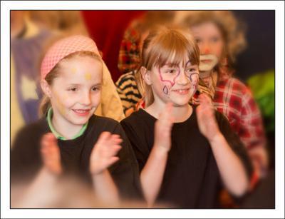 Foto zu Meldung: Zirkus in der Schule