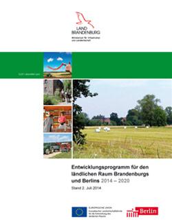 Foto zur Meldung: Förderperiode 2014 - 2020 in Brandenburg