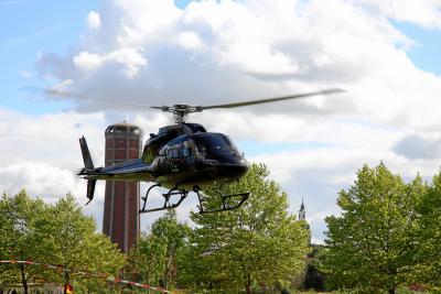 Foto zu Meldung: Hubschrauber-Rundflug Abheben, schweben und erleben