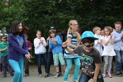 """Sommerfest im Hort """"Pfiffikus"""" 2014"""