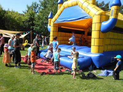 Familienfest in der Kita Baruth
