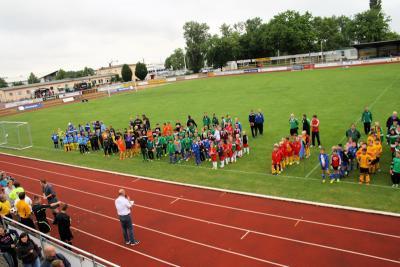 Foto zur Meldung: 8. Kreis-, Kinder- und Jugendspiele: Bericht und Platzierungen