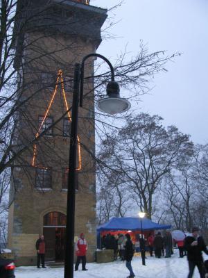 Foto zur Meldung: Adventssingen in Hennickendorf